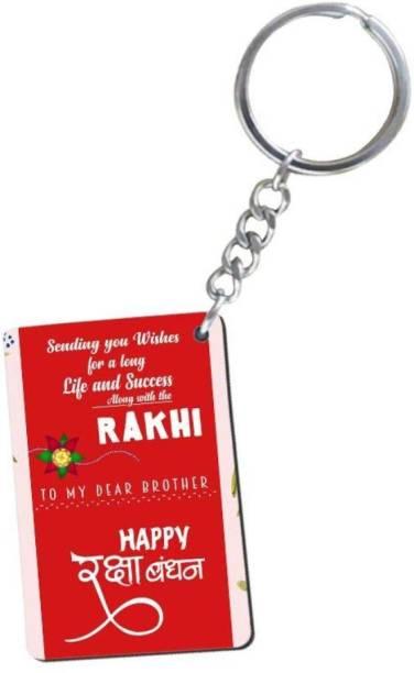 LOF Rakhi-LOF-KEYCHN-7060 Key Chain