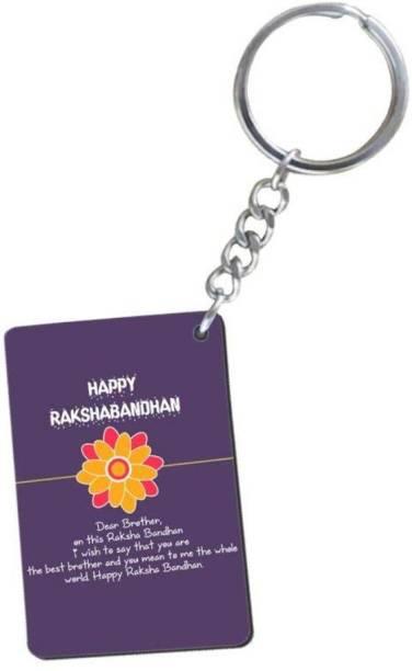 LOF Rakhi-LOF-KEYCHN-7055 Key Chain