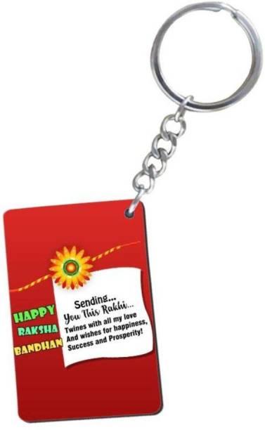 LOF Rakhi-LOF-KEYCHN-7047 Key Chain