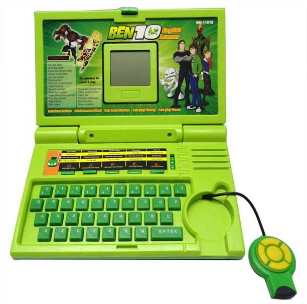 PRESENTSALE English Learner Educational Laptop For Kids