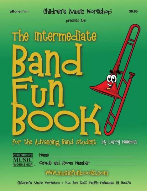 The Intermediate Band Fun Book (Pbone Mini)