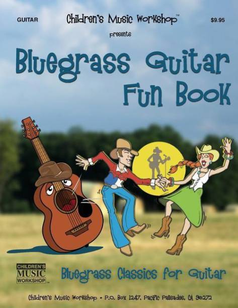 Bluegrass Guitar Fun Book