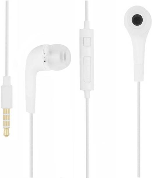 83a2bbb432e Moyzikh in Ear Headphone with noise cancelation Wired Headset with Mic