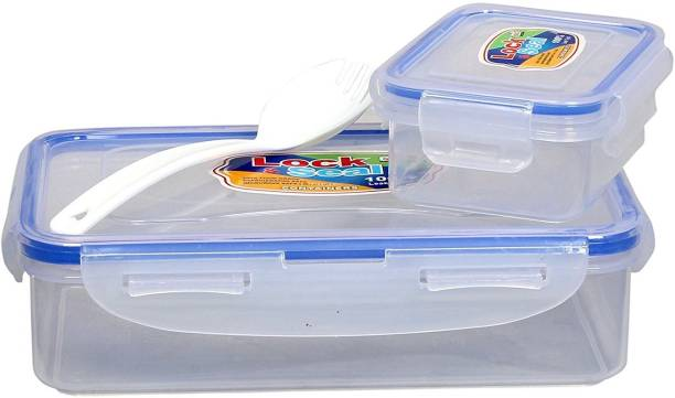 ecstasy Lock & Seal 2 Containers Lunch Box