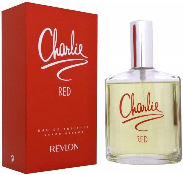 CHARLIE Red By Revlon Eau de Toilette  -  100 ml