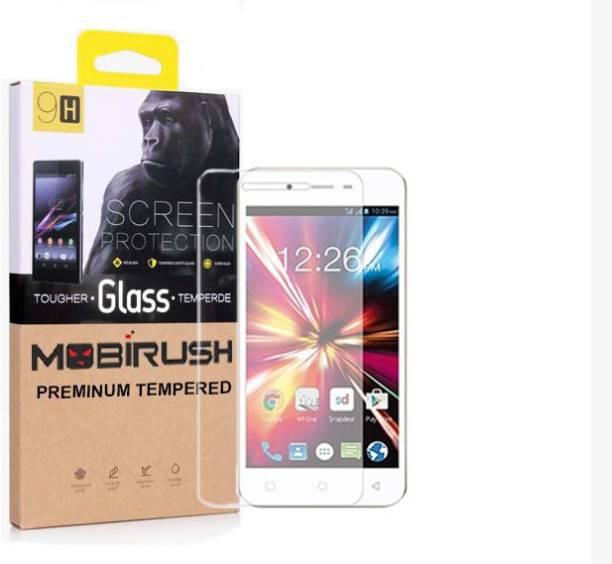 MOBIRUSH Tempered Glass Guard for Lenovo Vibe C2 , C2 Power