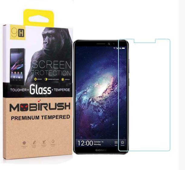 MOBIRUSH Tempered Glass Guard for Gionee M7 Power