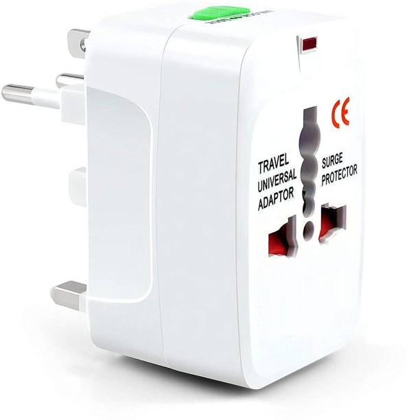 eloies AC Universal Travel Adapter Wall Plug Worldwide Adaptor
