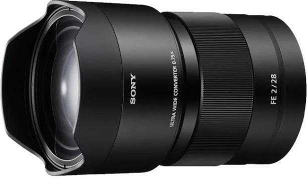 SONY SEL075UWC  Lens