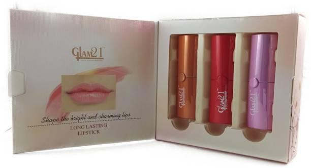 Glam 21 COLOR REVIVER LIPSTICK * LONG LASTING LIPSTICK