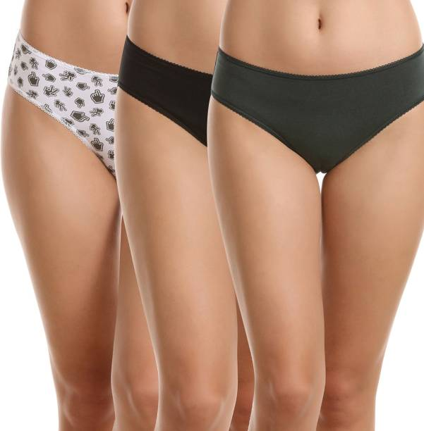 942149ac072 Zivame Women Hipster Multicolor Panty