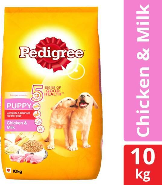 PEDIGREE Puppy Milk, Chicken 10 kg Dry Young Dog Food
