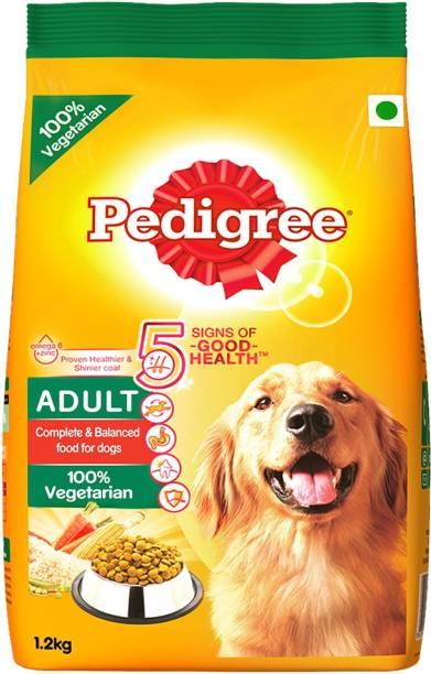 PEDIGREE Adult Vegetable 1.2 kg Dry Adult Dog Food