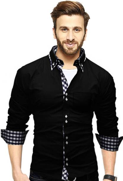 7e0dc3be0a6 Shirts for Men - Buy Men s Shirts online at best prices in India ...