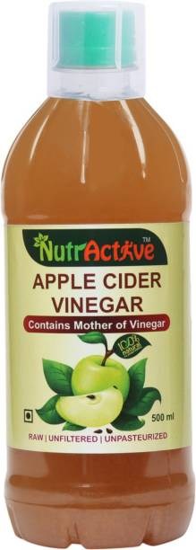 NutrActive Super Apple Cider Vinegar with Mother of Vinegar Vinegar