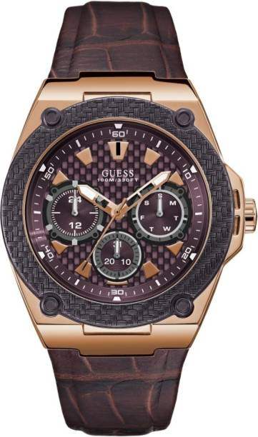 21f4c97dbde Guess W1058G2 Smart Analog Watch - For Men