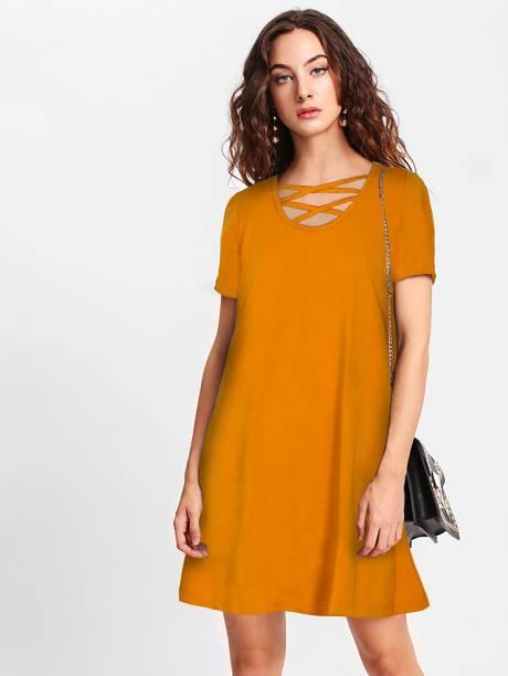 eb793f3cf735 Mini Dresses - Buy Mini Dresses   Short Dresses Online at Best ...