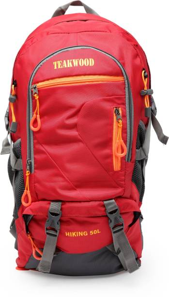 5be36e6927 Teakwood RSBK01RED Rucksack - 50 L