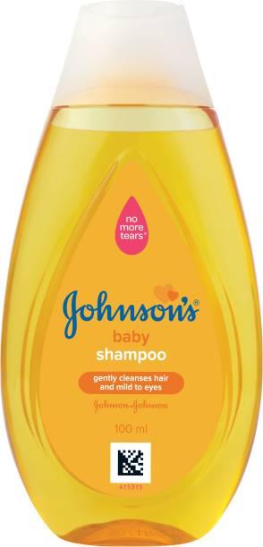 JOHNSON'S Baby No More Tears Shampoo 100 ml