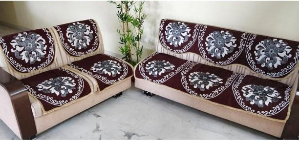 Griiham Cotton Sofa Cover