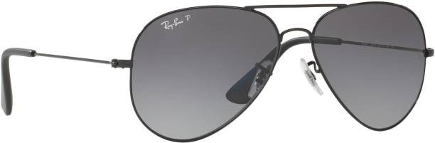 0455abeaea4 Ray ban Aviator - Buy Ray ban Aviator Sunglasses Online at India s ...