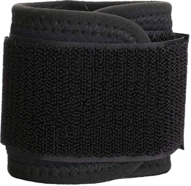 cde49d77cf QUINERGYS Supports Wristbands High Elasticity Bandage Bracer for Gym Sport  Wrist Support (Free Size,