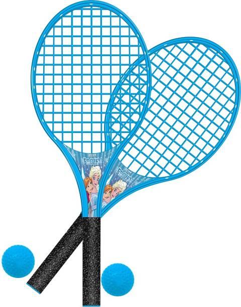 DISNEY Frozen Big Beach Racket Set Badminton Racquet
