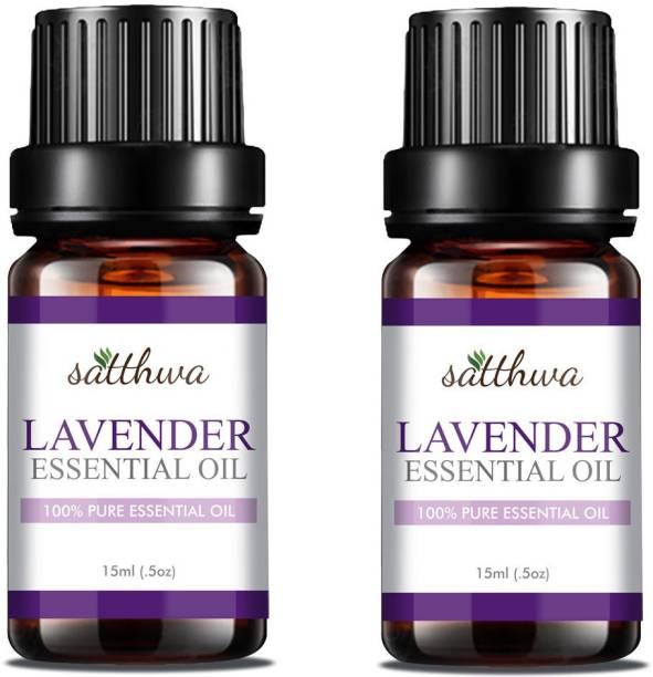 Satthwa Lavender Essential Oil Combo