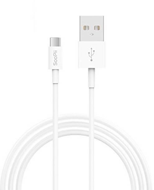 Soopii Premium TPE 2 meter USB C Type 2 m USB Type C Cable