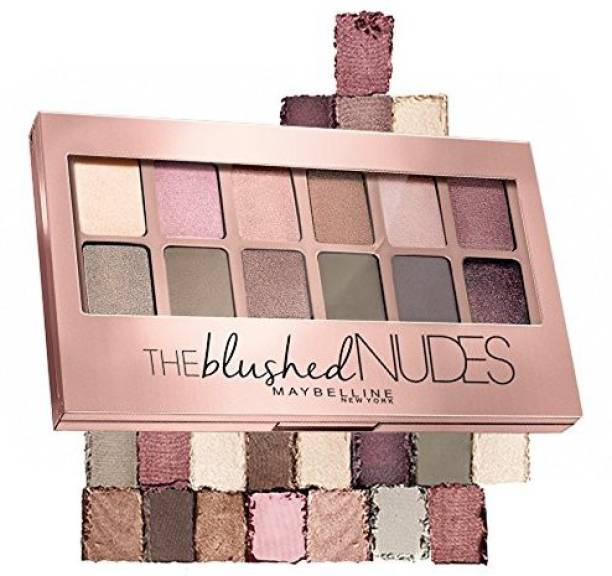 MAYBELLINE NEW YORK The Blushed Nudes Eye Shadow 9 g