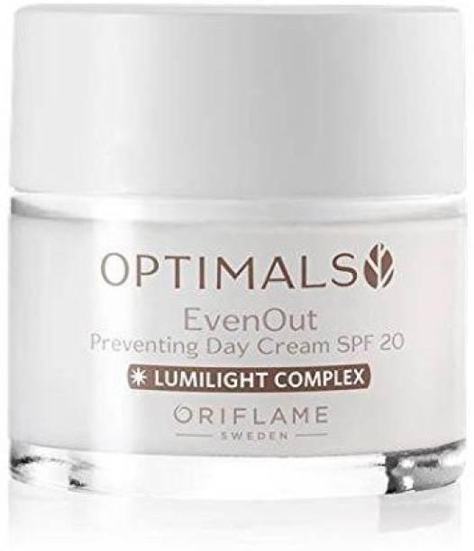 Oriflame Optimals Even Out Mini Set Day Cream Spf & Night Cream