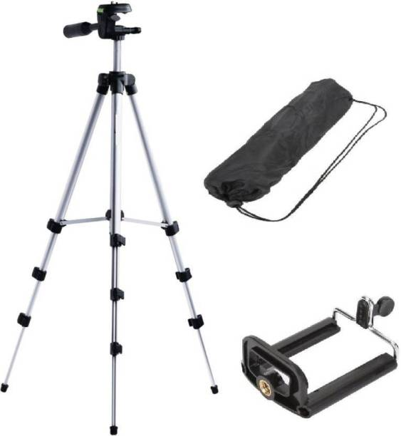 Smart Silver Universal Support Monopod Photography Monopod 3 Legs Base Stand Unipod Tripod Holder Support Universal For Dslr Camera Handsome Appearance Cellphones & Telecommunications