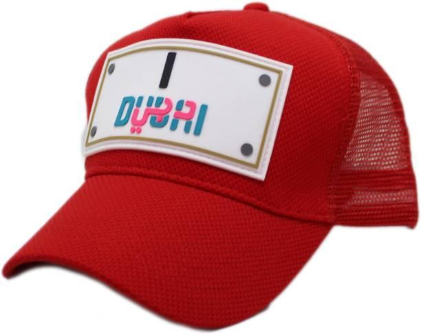 8a34452912a Friendskart I Dubai baseball cap summer mesh hats black adult unisex casual  baseball caps adjustable cap