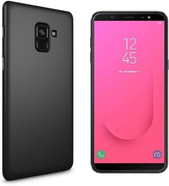 KrKis Back Cover for Samsung Galaxy J8 2018