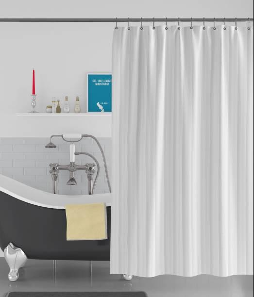 American Elm 21336 Cm 7 Ft Polyester Shower Curtain Single