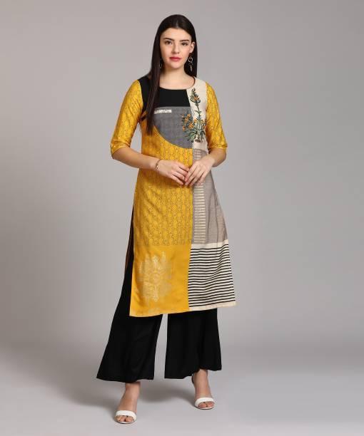 e25f5d312 W Kurtas Kurtis - Buy W Kurtas Kurtis Online at Best Prices In India ...