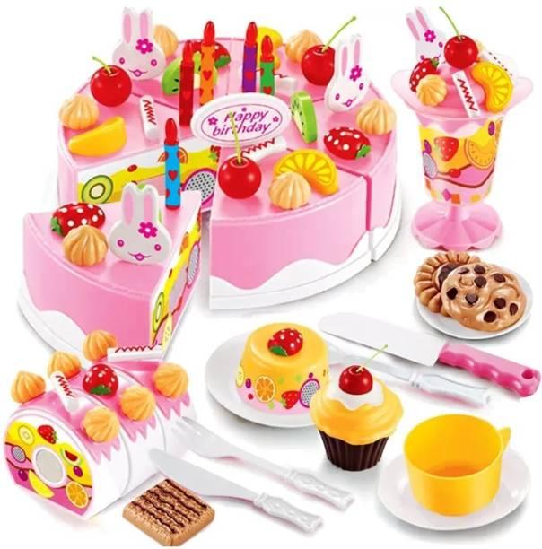 Webby Musical DIY Birthday Cake Toy