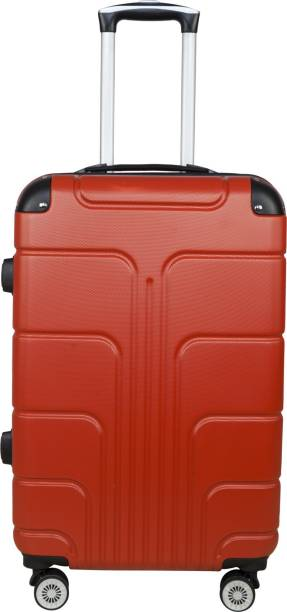 6388a9842c3 3g 8018 COMBAT Series ABS 20inch 55Cms Hard Sided Luggage Trolley suitcase  Cabin Size(