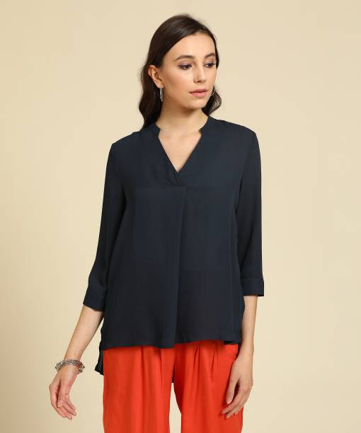 e0d7a17c41 Brocade Tops - Buy Brocade Tops Online at Best Prices In India ...