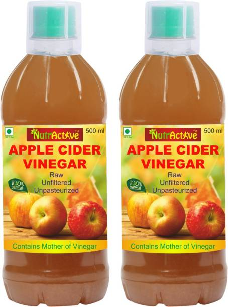 NutrActive NutrActive™Apple Cider Vinegar is 100% natural, raw unfiltered & unpasteurized retaining the natural residue and goodness as a mother of vinegar with its richness in natural components. NutrActive™ is made from the juice of delicious Himalayan apples fermented to 5% for better digestive properties. NutrActive™ ACV is full of potent antioxidants, vitamins, minerals & enzymes and is enjoyed by many as a nourishing tonic, culinary wonder and household must-have for its unique alkalizing properties. It is also used as flavoring agent and for various health benefits such as healthy immune system, improved digestion, weight management, improved cardiovascular health, detoxification & cleansing. NutrActive™ ACV improves satiety or feeling of fullness and helps manage weight whilst maintaining healthy digestion. When paired with healthy nutrition and exercise. NutrActive™ ACV assists in whitening teeth and removing bad breath. ACV to be useful for diabetics with type 2 diabetes in lowering blood sugar levels. Vinegar