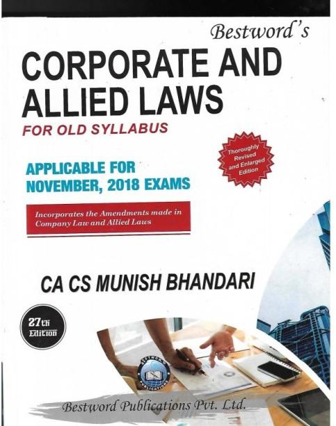 Munish Bhandari Law Book For Ipcc Pdf