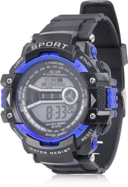 84880af7f Skylofts Grid Style Waterproof Digital Sports Watch for Men & Boy's Watch  ...