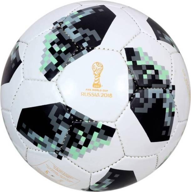 RASCO Telestar Black Football - Size: 5