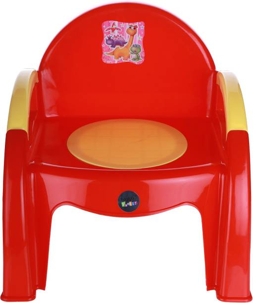 Sukhson India Baby Poty chair(Red) Potty Seat