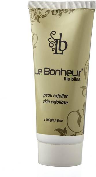 Le Bonheur Peau Exfolier Skin Exfoiate   Whitening  Scrub