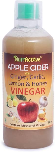 NutrActive Ginger, Garlic,Lemon & Honey Vinegar