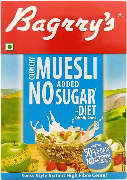 Bagrry's Crunchy Muesli