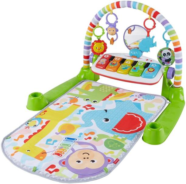 Baby toys buy baby toys online at best prices in india flipkart fisher price deluxe kick and play piano gym negle Choice Image
