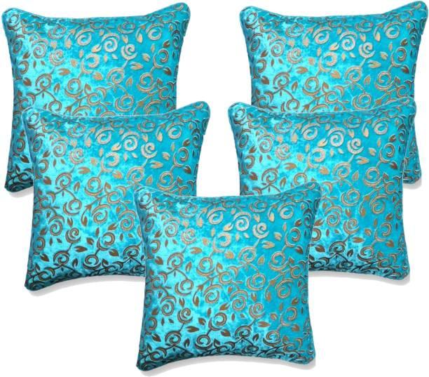 Vinayaka Fab Embroidered Cushions Cover
