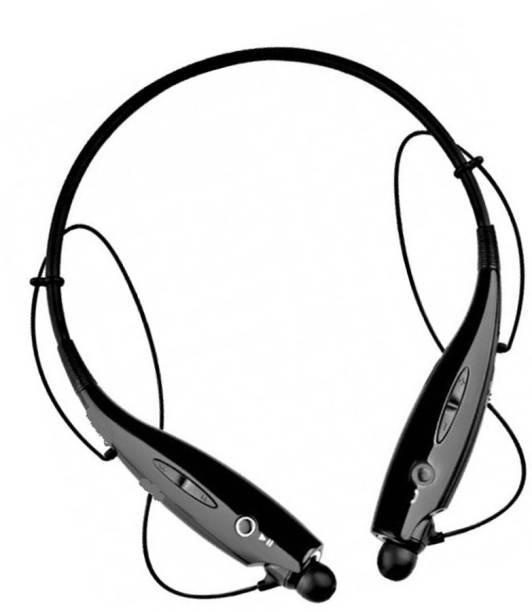 ALONZO Sports Wireless Bluetooth Headphones Neckband Hands Free Sport Stereo Headset in Ear Head Phone Ear